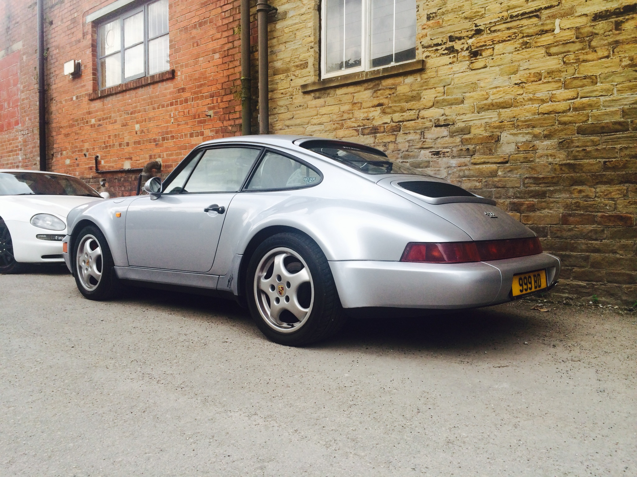 Brians 964 Limited Edition Anniversary Model