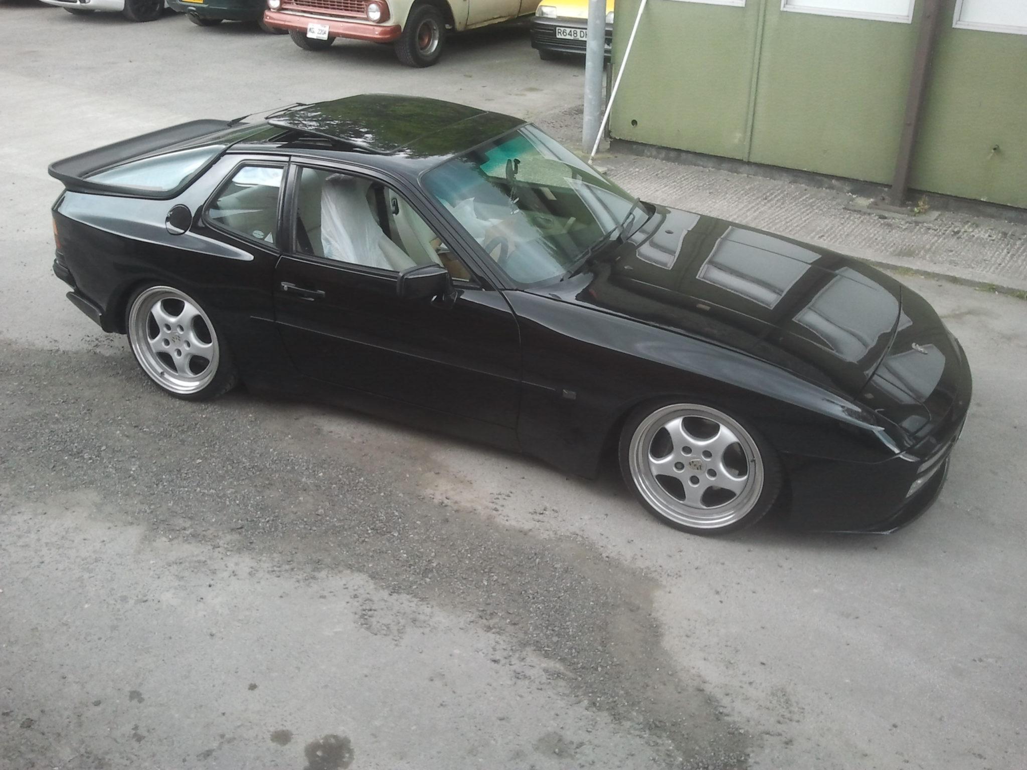 Max S Super Low 944 S2 Independent Porsche Specialist In Yorkshire