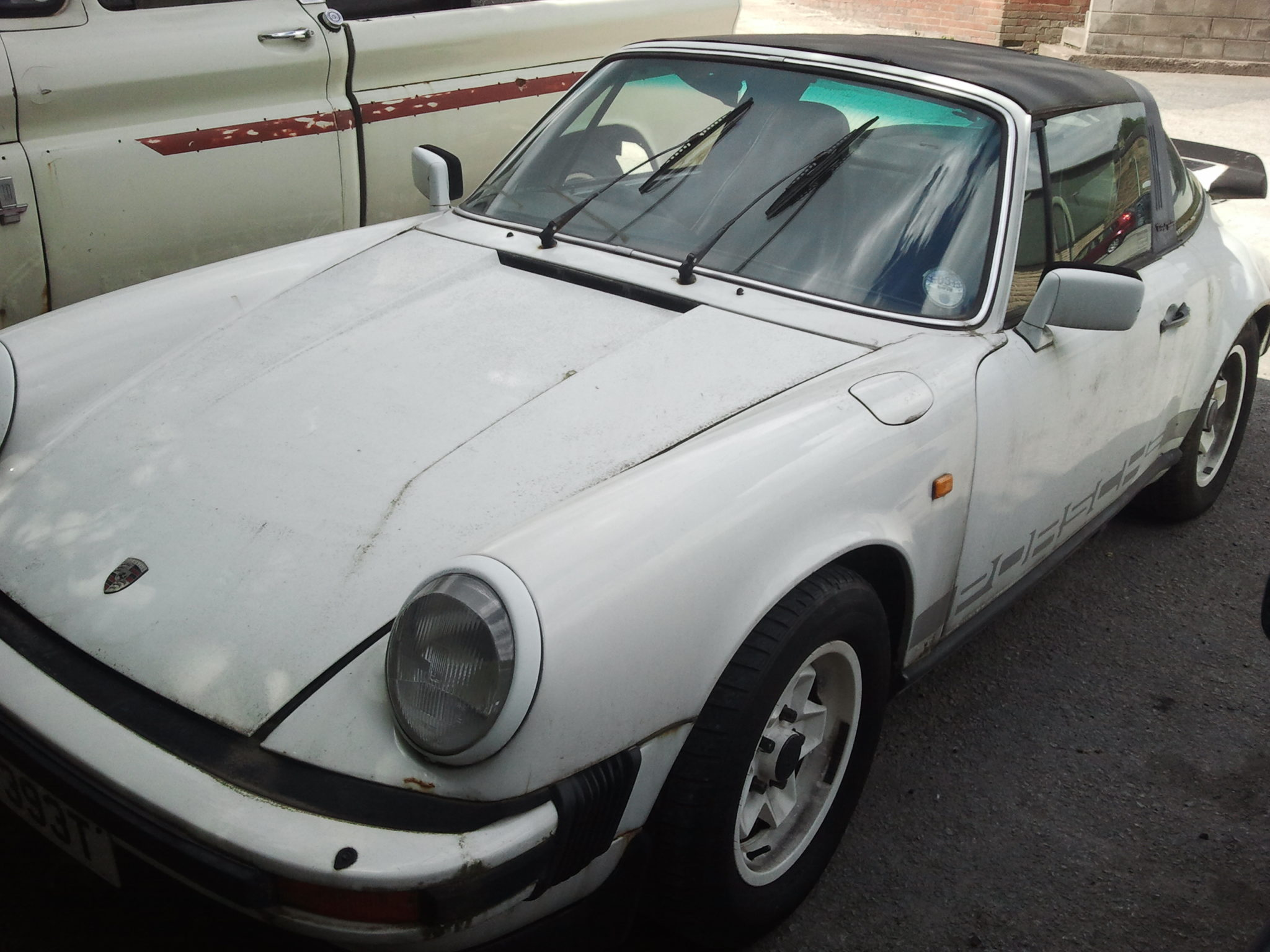 1979 SC Targa Full Restoration