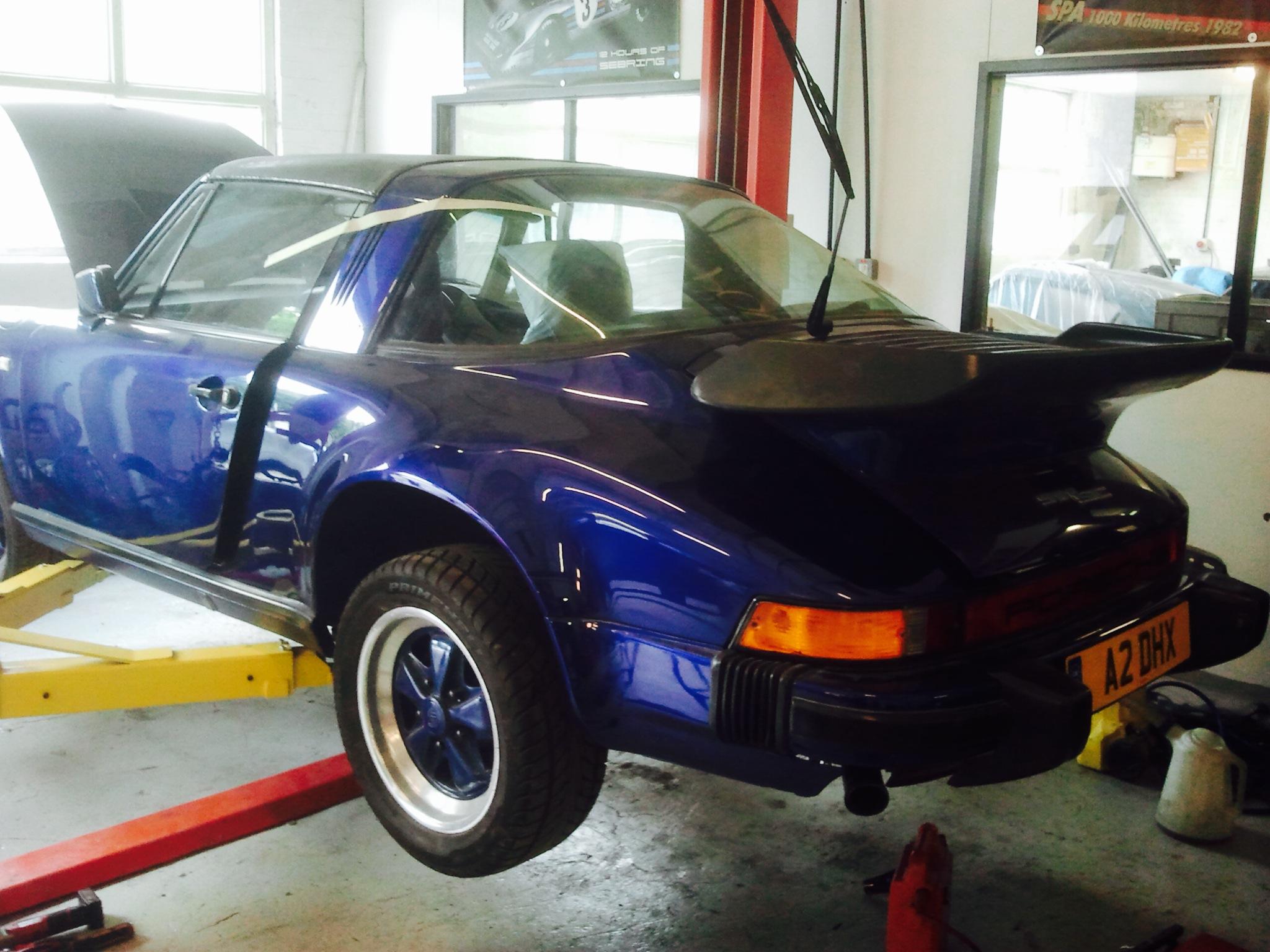 Steves 911 SC Targa