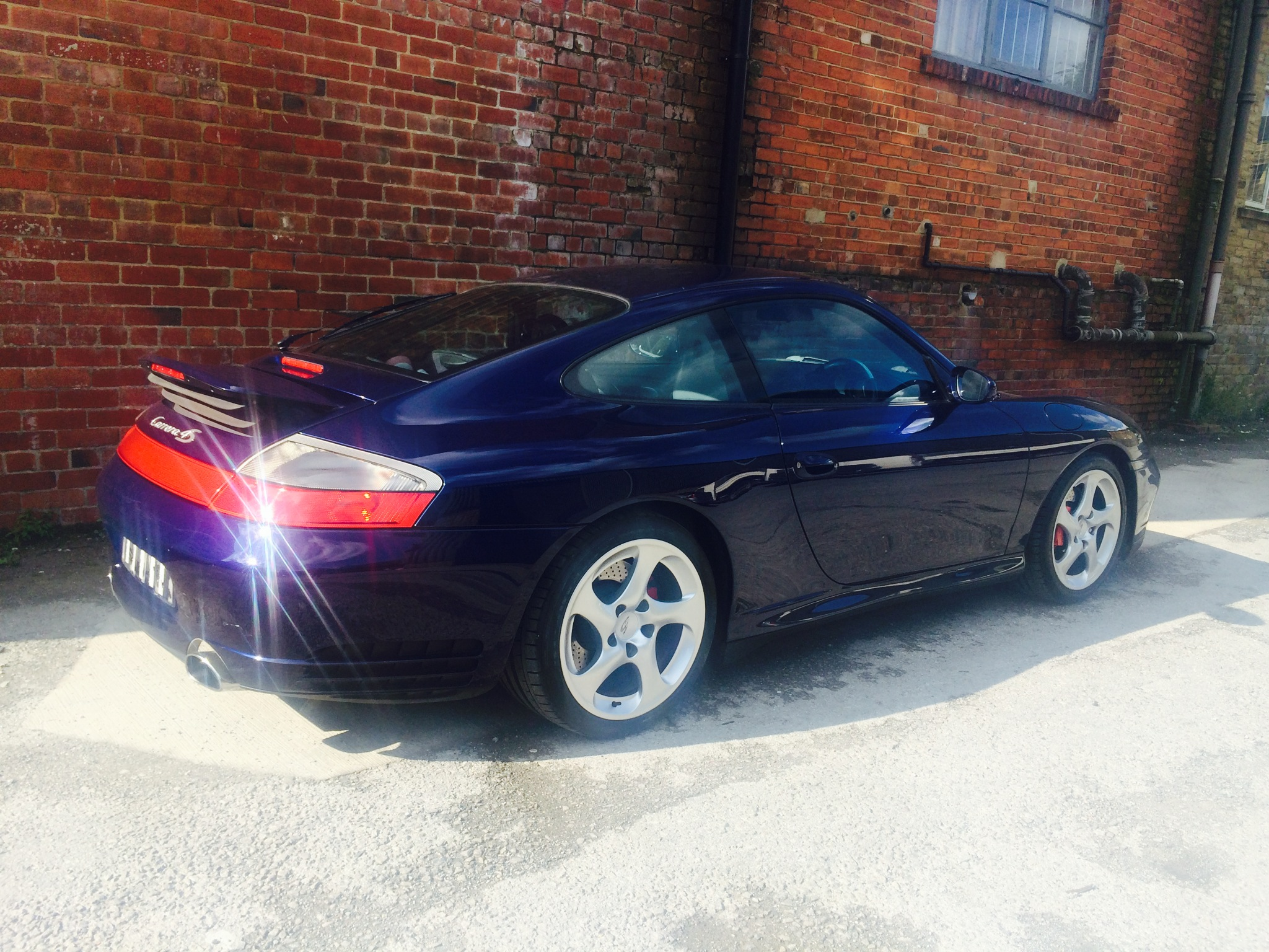 Stunning 996 C4S For Sale