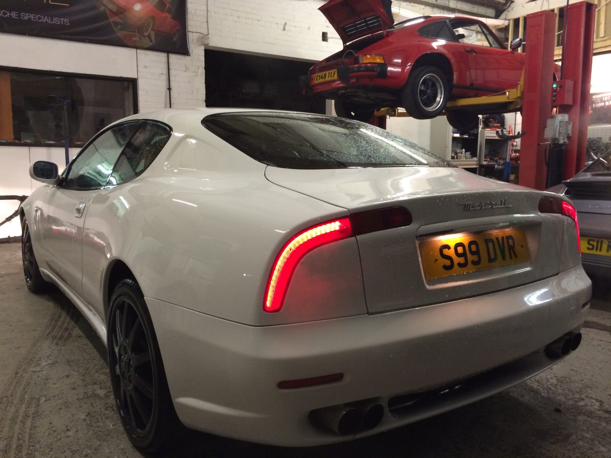 Maserati 3200 GT Twin Turbo Finally Says Good-Bye!