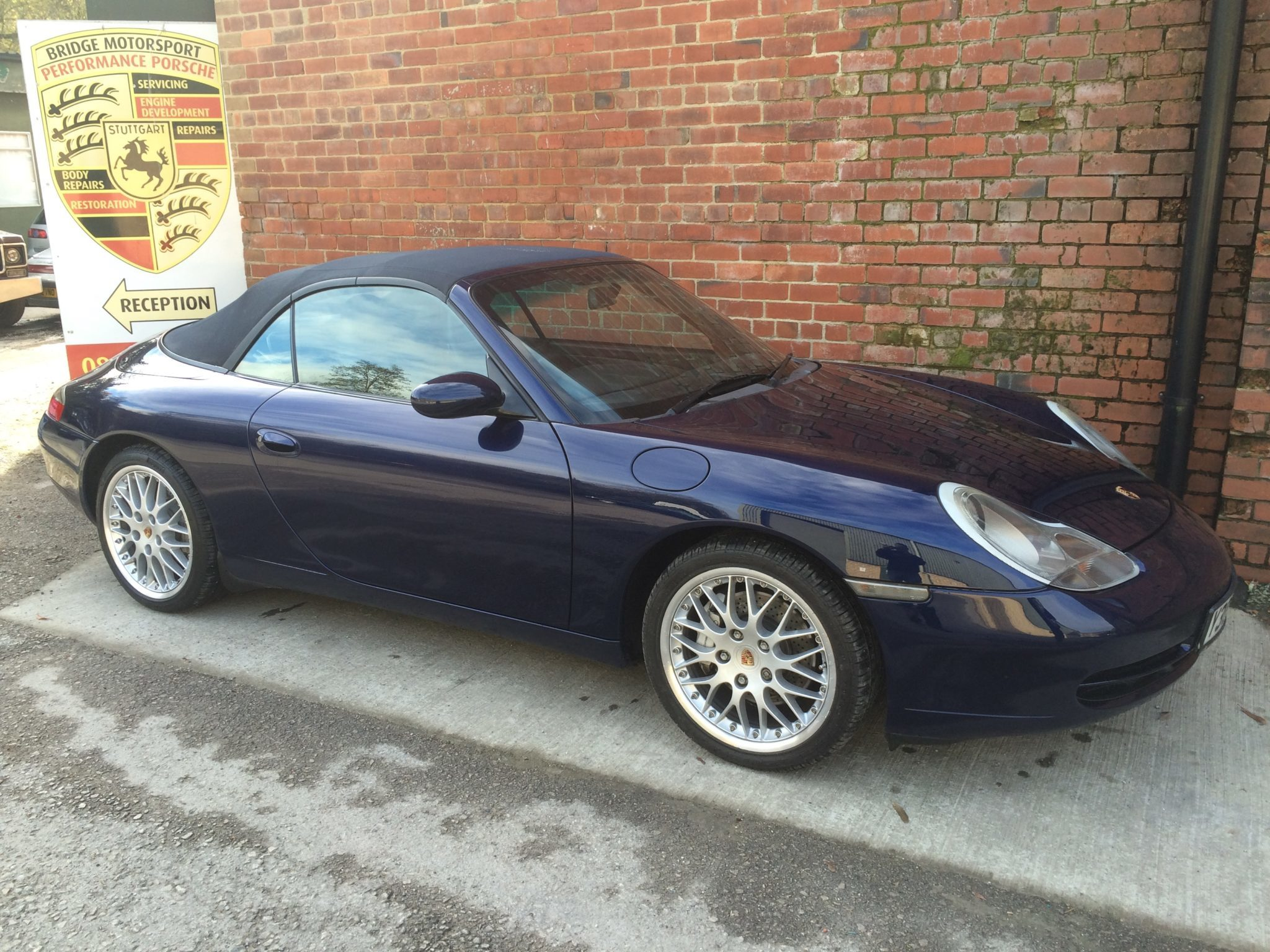 Micks Immaculate 996