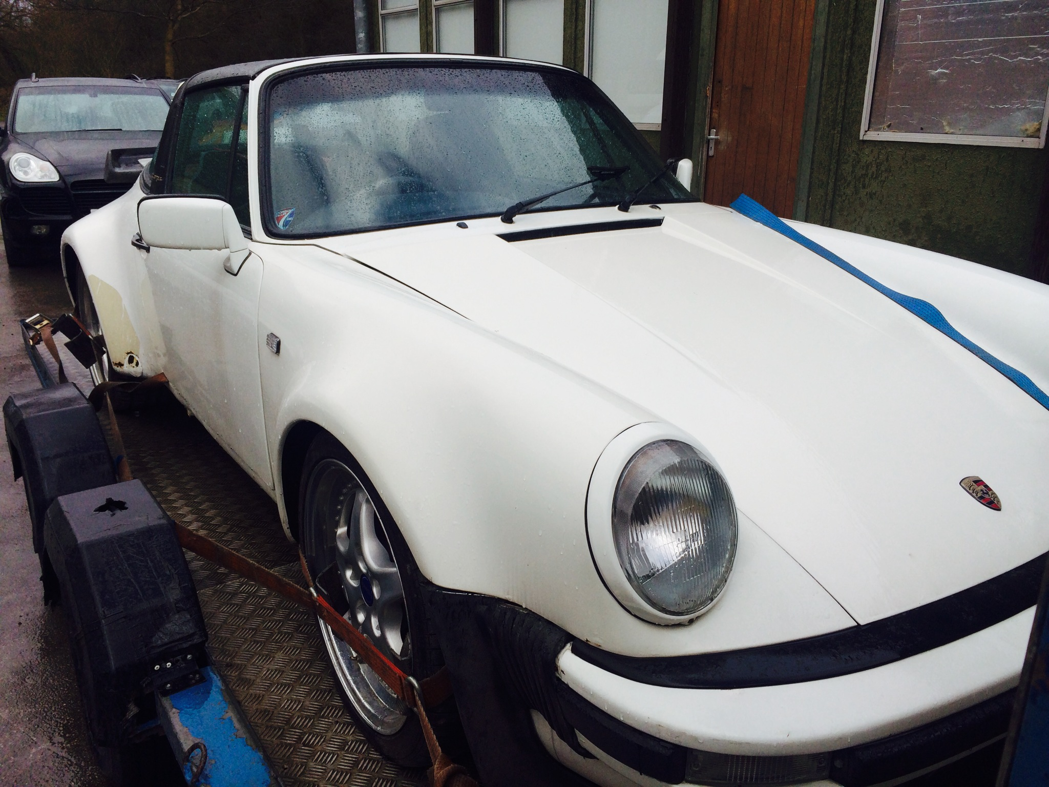 The 911 Bug Bites Again… A New 1974 2.7 911 Restoration