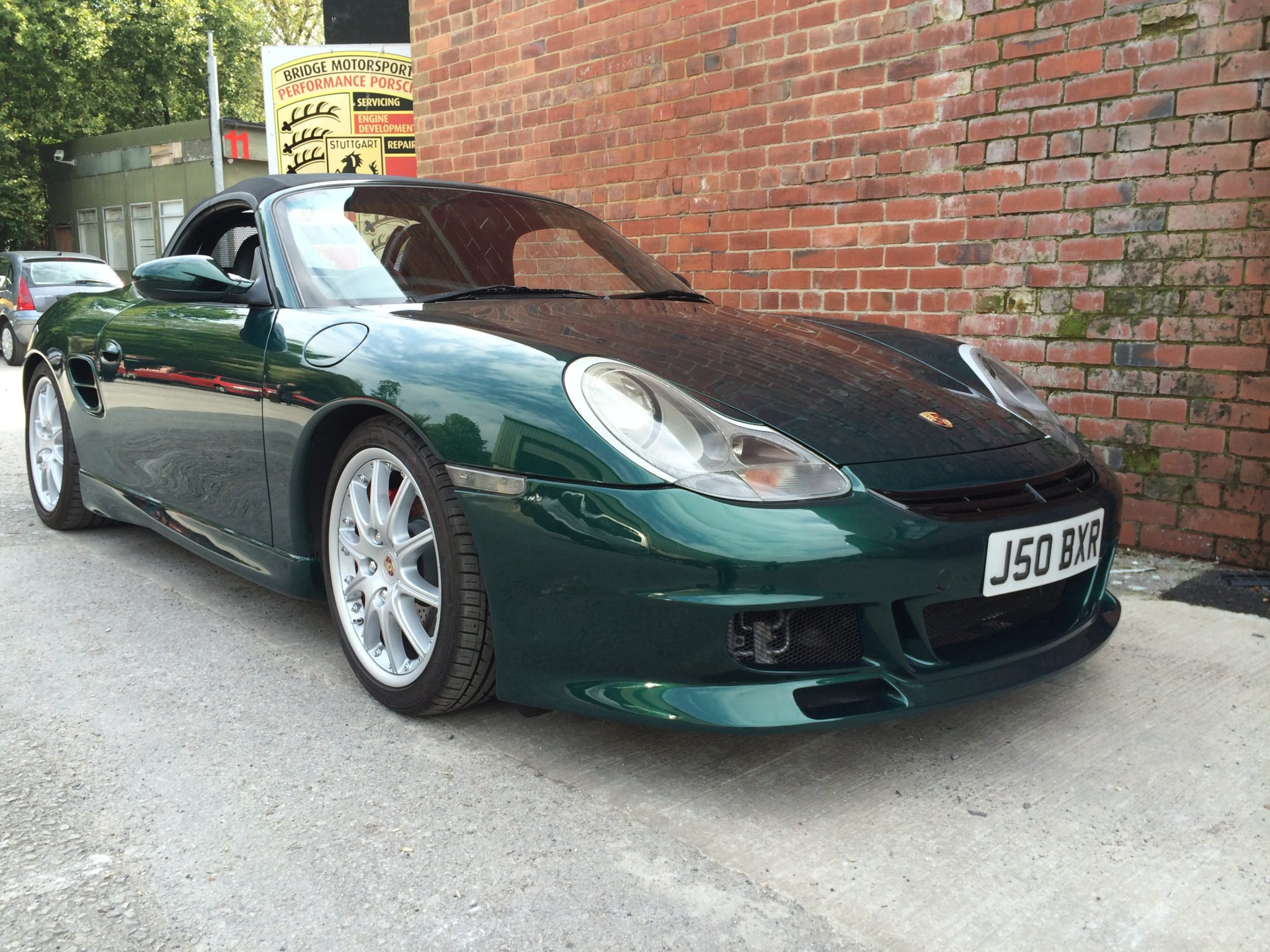 Jons 986 Boxster RS
