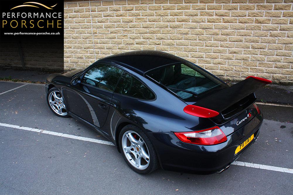 FOR SALE 2007 PORSCHE 997 C4S £24,900