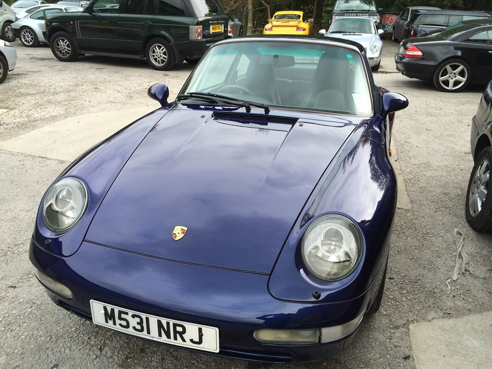 DAVID'S BEAUTIFUL BLUE 993