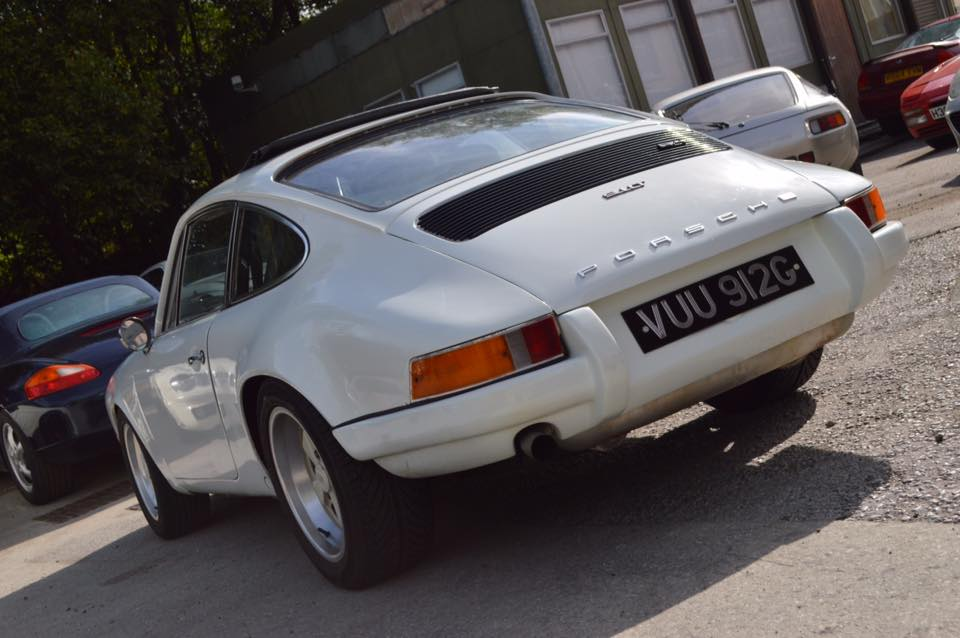 Wonderful 68 RHD 912