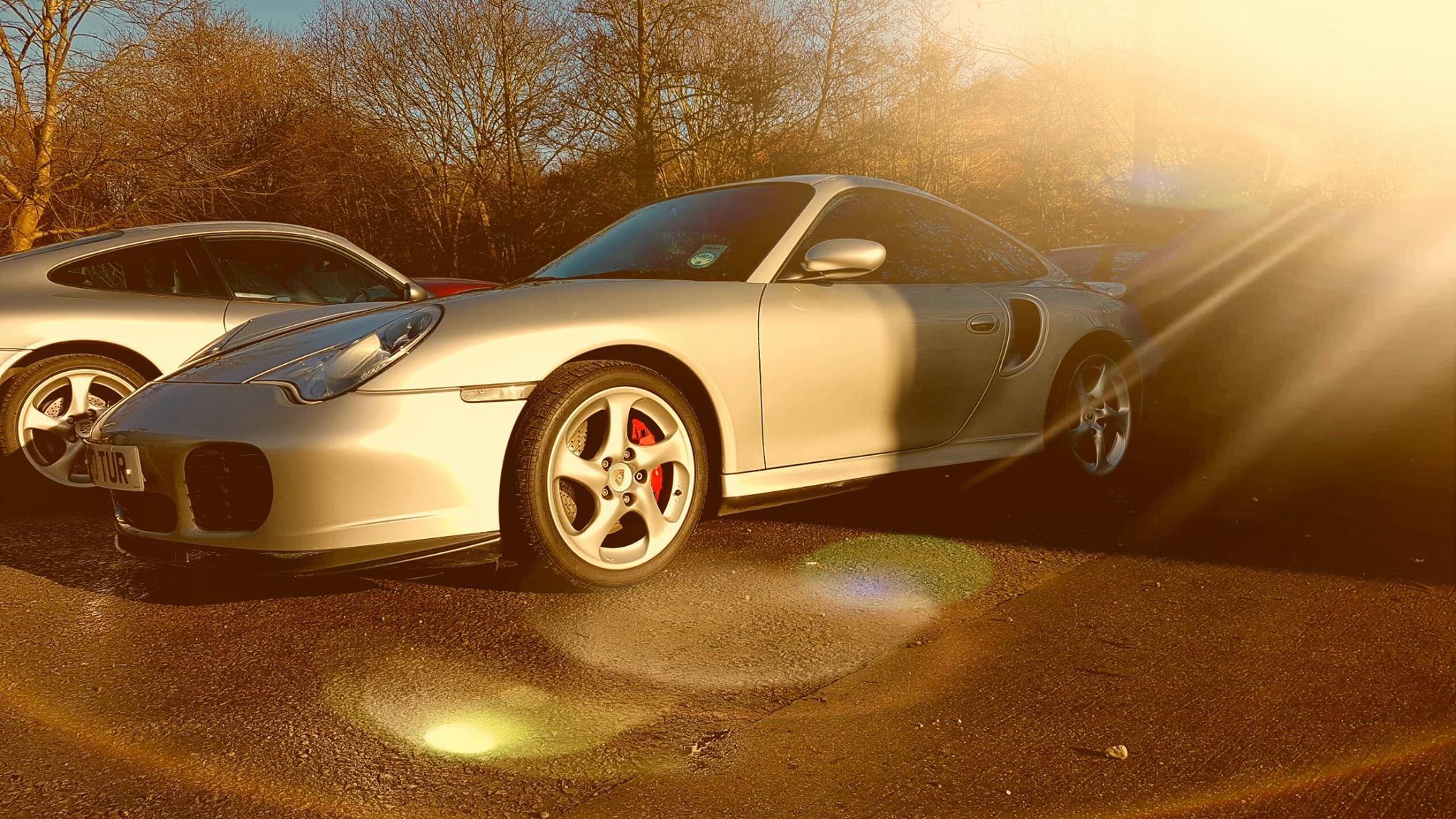 Ians Ultra-low Mileage 996 Turbo
