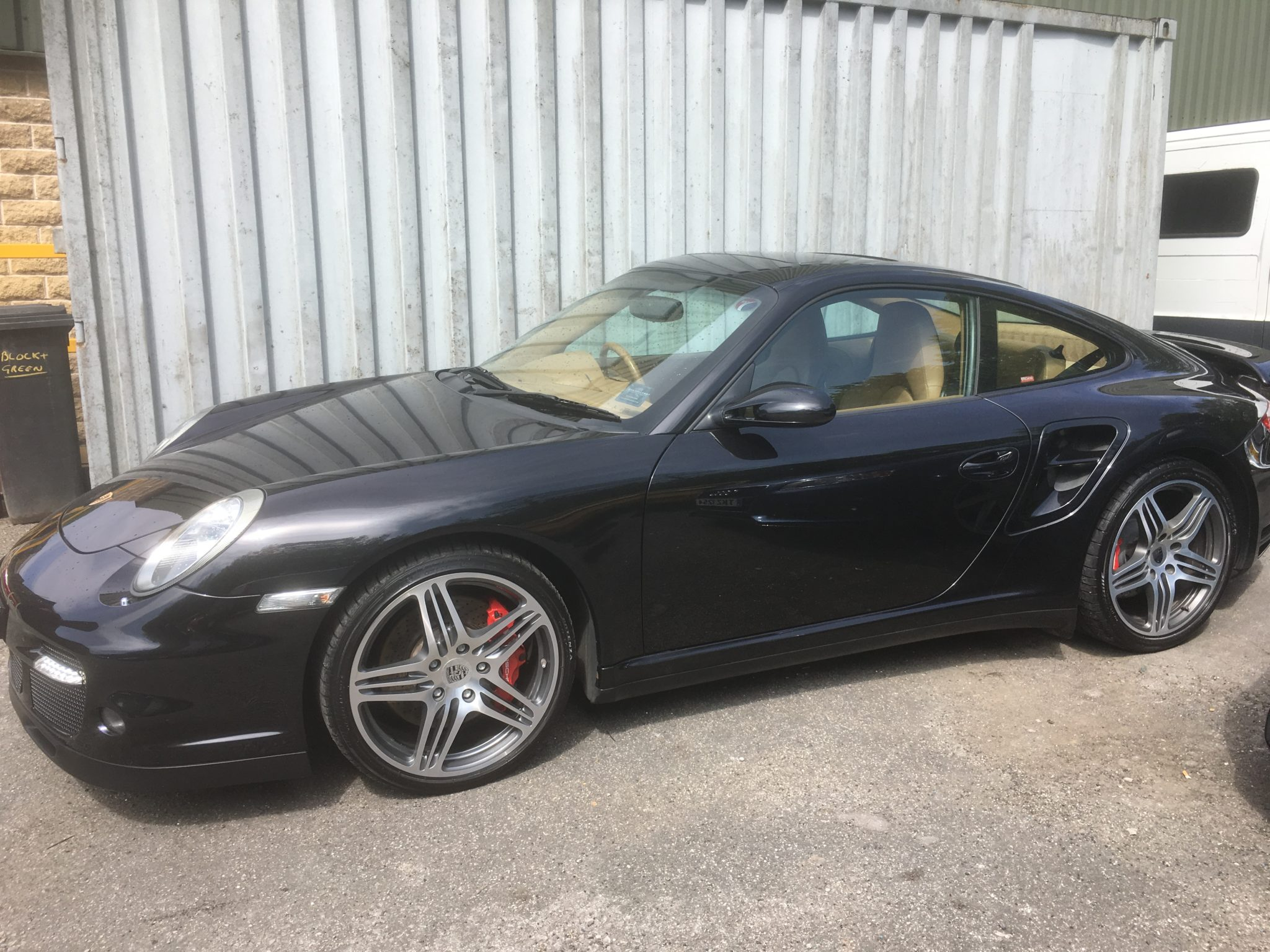 Graeme's Immaculately Detailed 997