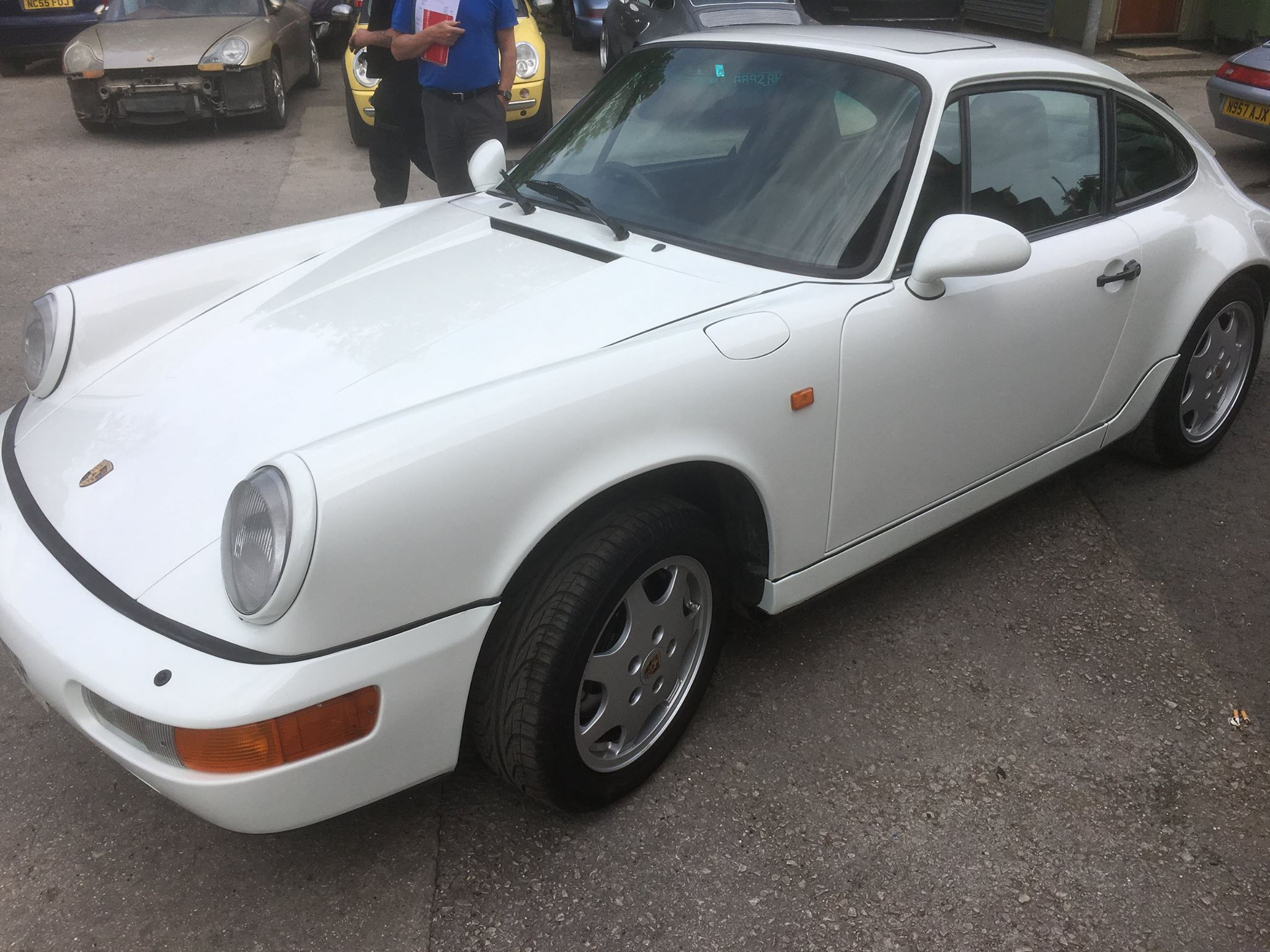 Lovely 1990 964 Carrera 4