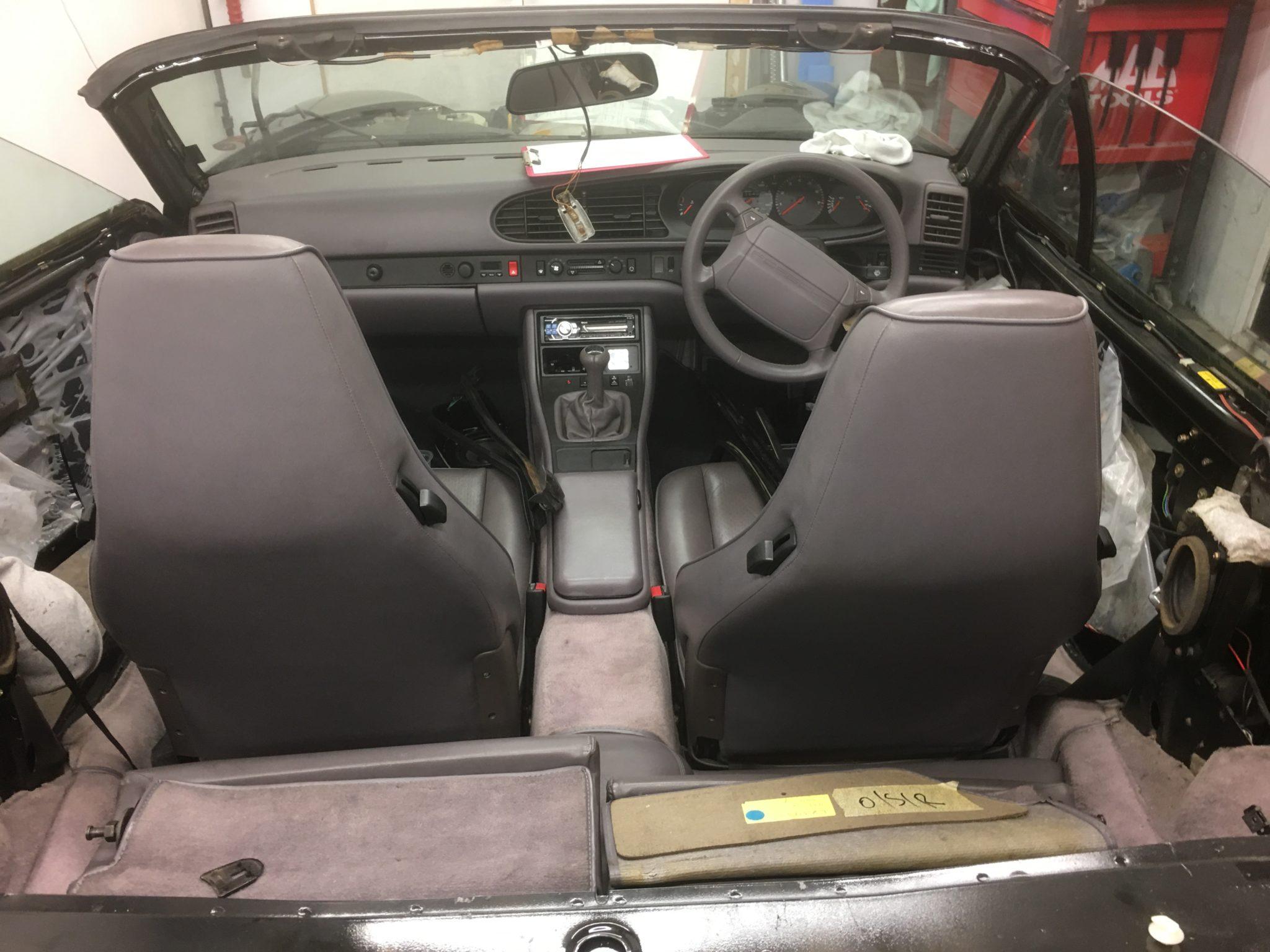 Rare 2003 968 Cabriolet