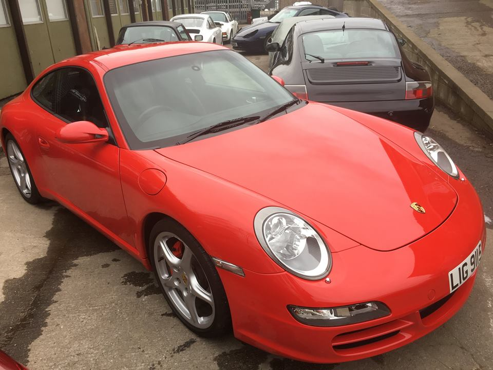 Paul's Low Mileage Stunning 2005 997 S