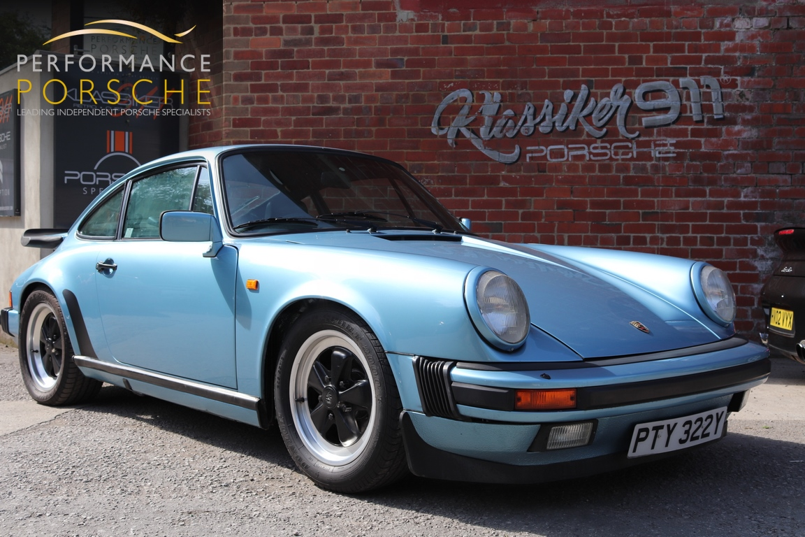 Porsche 911 3.0 SC 1982  £39,990 (PRICE REDUCED)