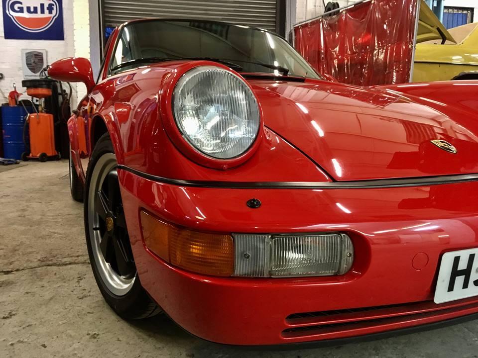Stunning 964 C2