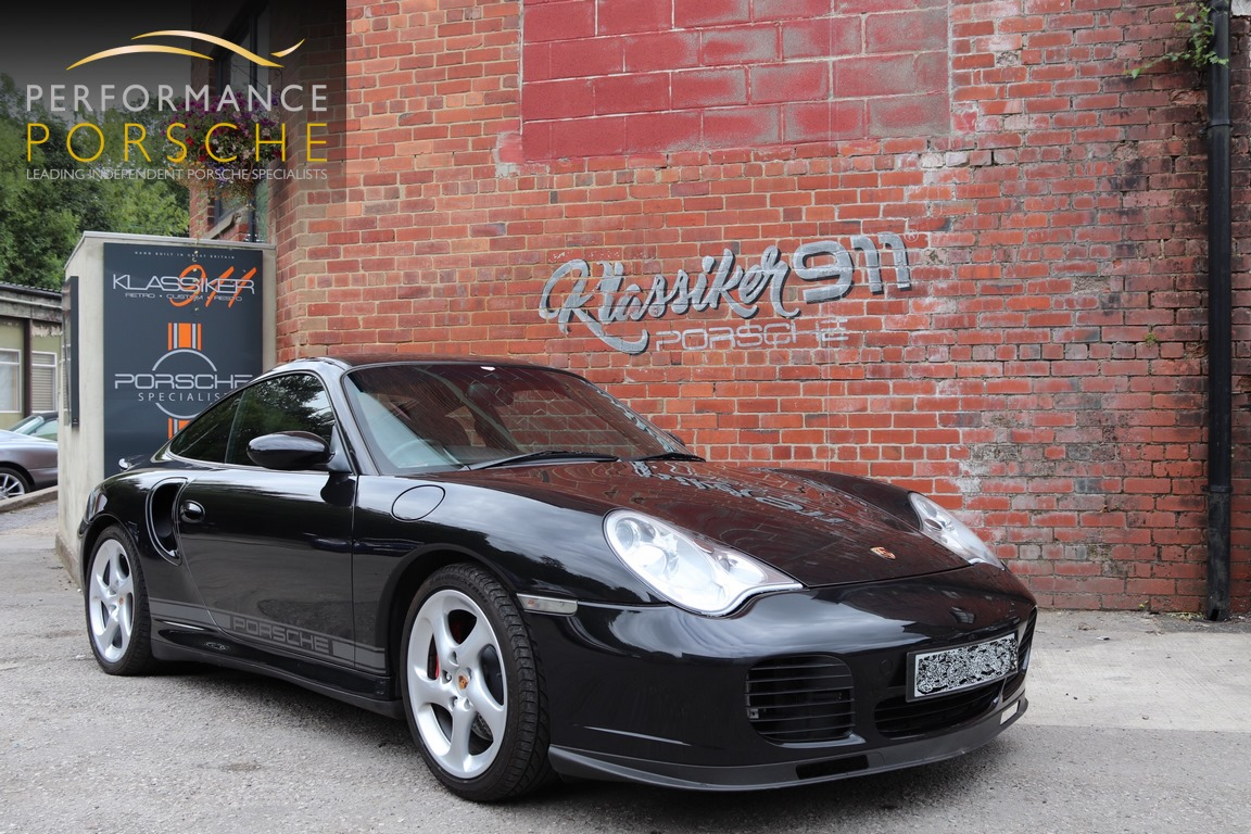 Porsche 996 Turbo 2002 Tiptronic S (price Reduced)