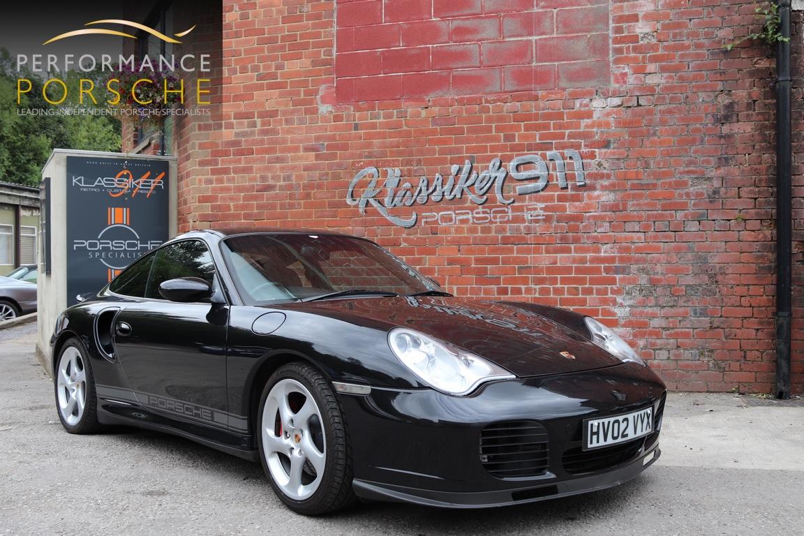 Porsche 996 Turbo For Sale
