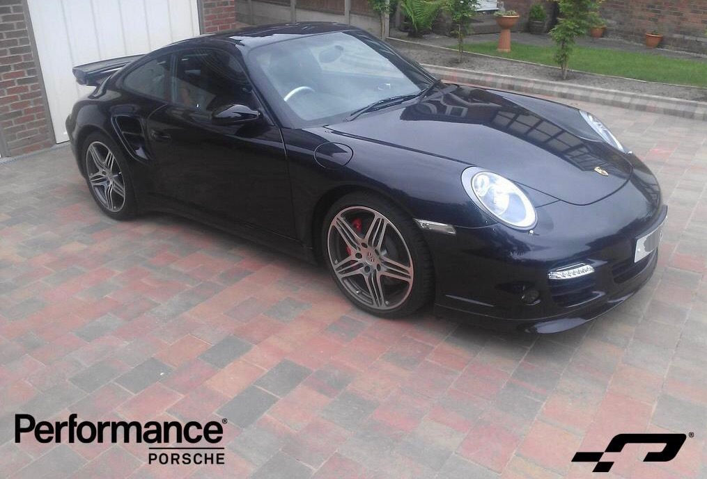 Porsche 997 Turbo Manual 2007 FF Aerokit Low Mileage FPSH  POA
