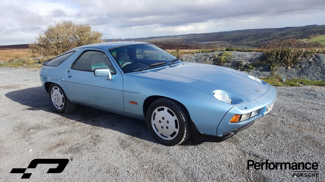 Porsche 928 S Automatic 1982 NOW SOLD