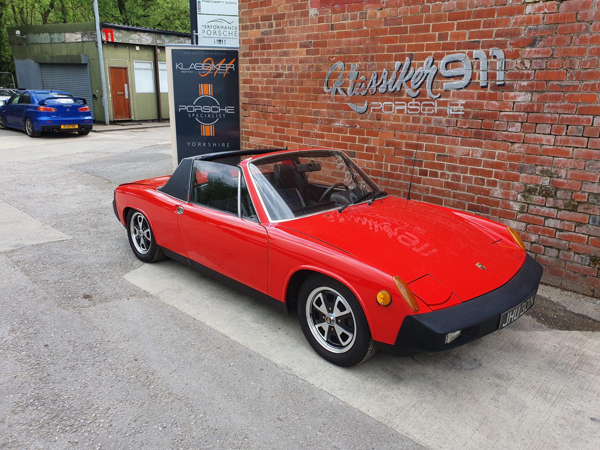 Porsche 914 2.0 1975  For Sale (POA)