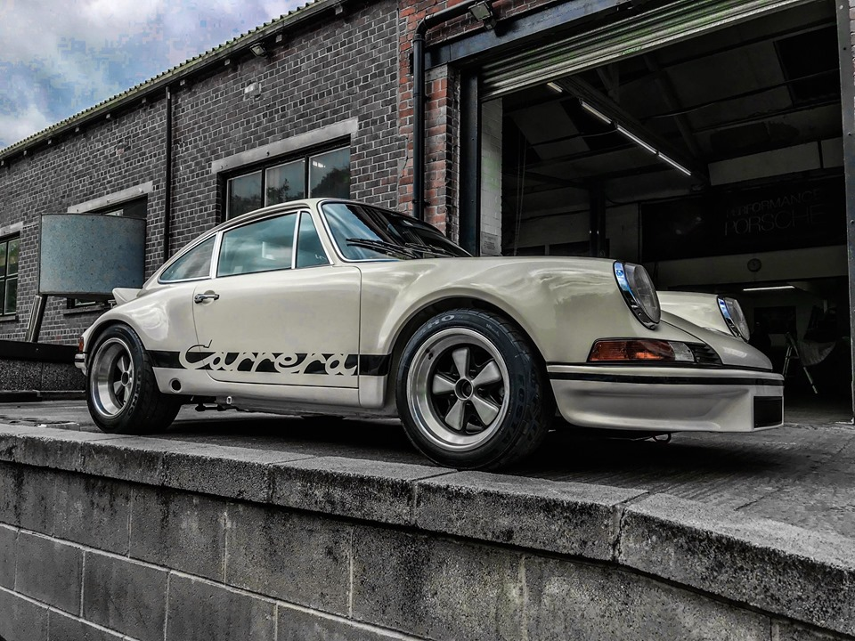 Porsche 911 RSR Recreation Custom Build