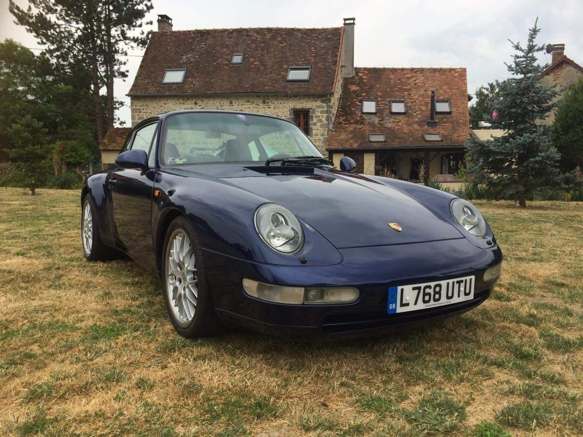 1994 993 Coupe Carrera Manual Low Mileage LHD
